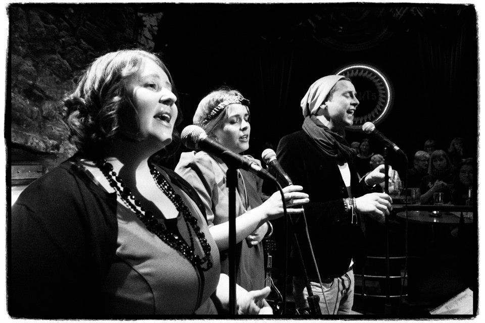 Live-Tipp: SoJaaZ garnieren Soul, Gospel und Pop mit feiner Jazz-Note. © spothits/sojaaz