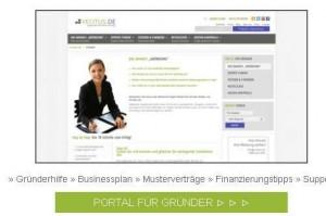 vecitus.de – Expertenportal für Unternehmer und Freiberufler ist online: Gründerzugang. © spothits/hersteller