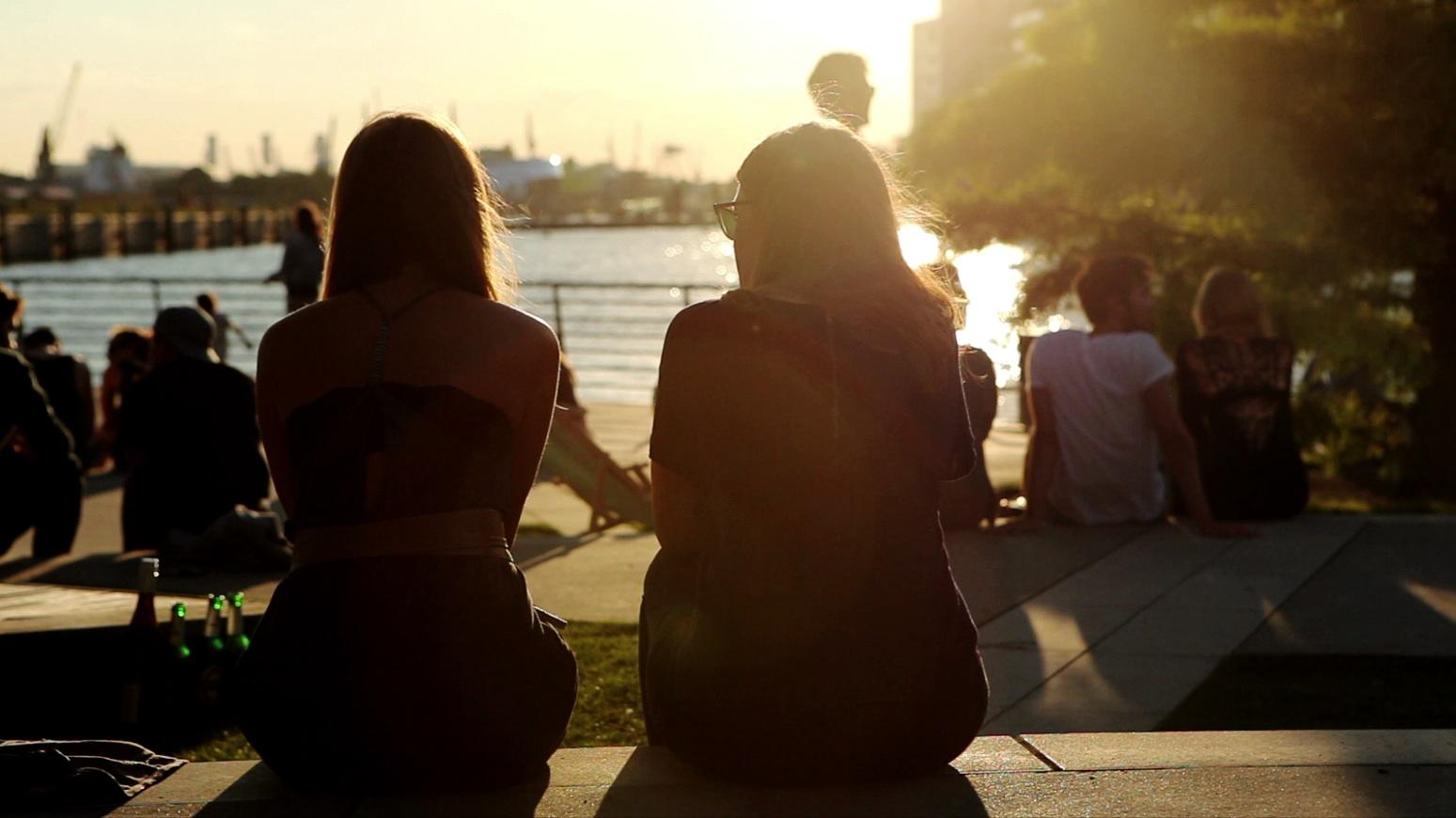 Music Public Chill 2013 – Summerbeats in der Hamburger HafenCity. © spothits/mhoch4tv