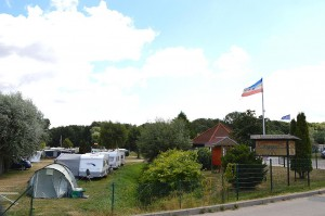 Campingplatz Seeblick Hohenkirchen/Niendorf. © spothits.