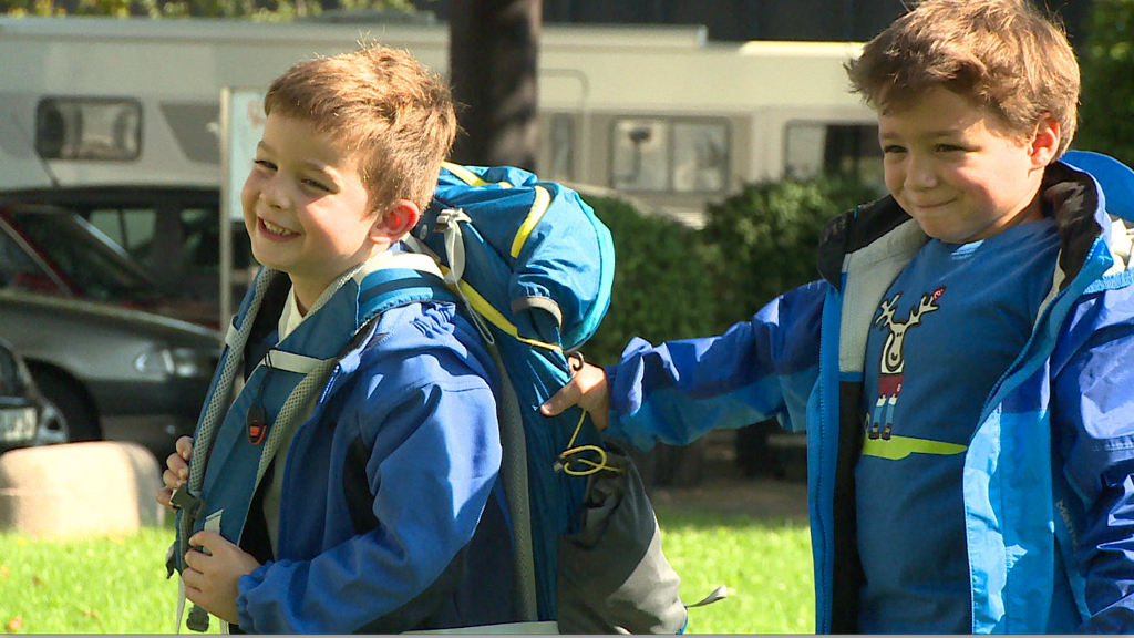 Wandern mit Kindern!. sph/koe/mhoch4tv