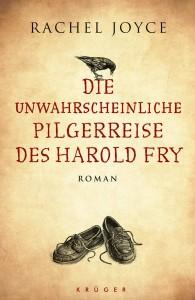 spothits-Buchtipp: Rachel Joyce – Die unwahrscheinliche Pilgerreise des Harold Fry. © spothits/fischer krüger verlag
