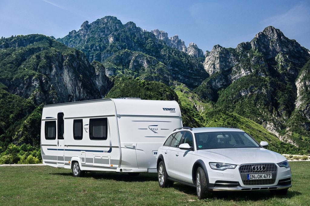 Touristik & Caravaning International 2013 Leipzig: Fendt präsentiert umfangreiche Modellpalette. © spothits/fendt-caravan
