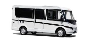 Dethleffs evan: Mischung aus Reisemobil und Kompaktvan. © spothits/dethleffs