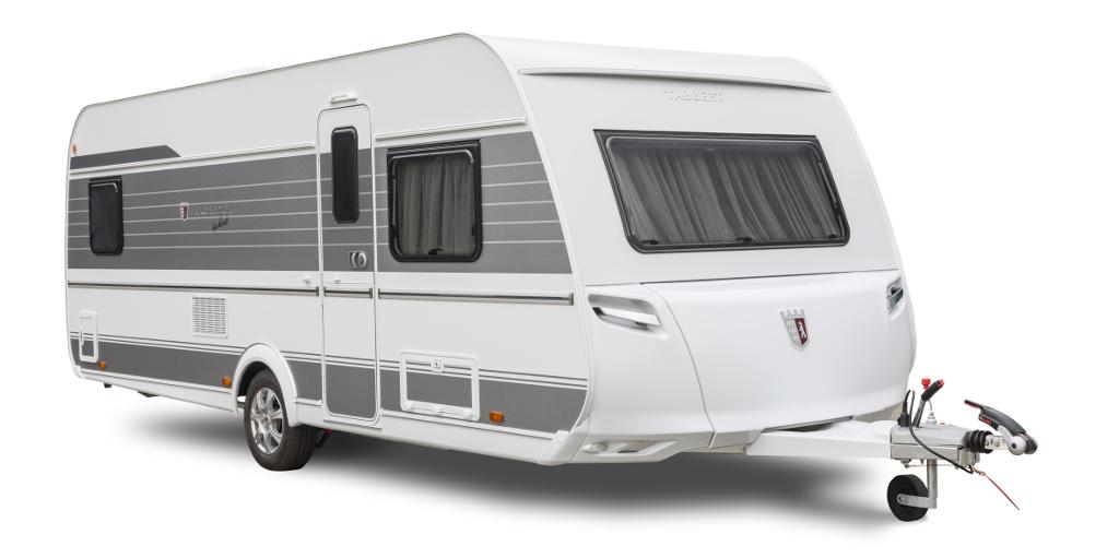 Touristik & Caravaning International 2013 Leipzig: Caravan-Sondermodell – PrivatEdition Alfed Tabbert – P.E.A.T. © spothits/knaus-tabbert