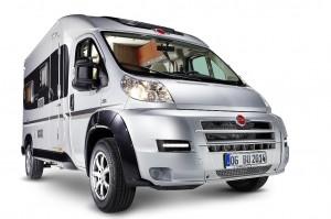 CMT stuttgart 2014: Bürstner zeigt Show-Car und erweitert Brevio-Baureihe. © spothits/Bürstner