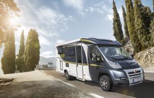 Bürstner Reisemobile mit Motorhome-Awards ausgezeichnet. © spothits/Bürstner