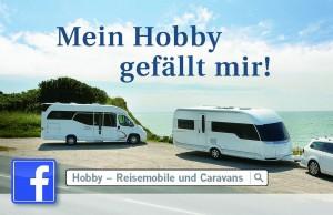 Hobby startet Facebook-Auftritt. © spothits/Hobby