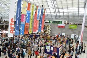 Leipziger Buchmesse 2014: Bücher, Magnas, Lesungen in Leipzig. © spothits