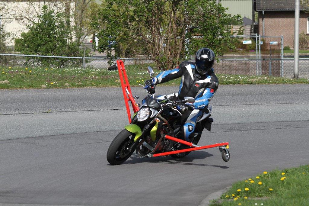 Suzuki Motorrad-Sicherheitstrainigs 2014. © spothits/Suzuki