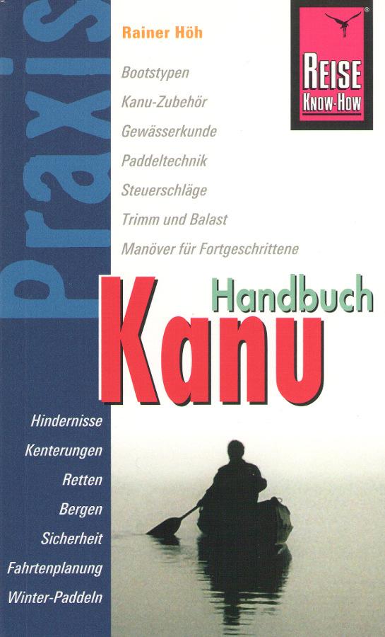 spothits-Buchtipp: Kanu-Handbuch. © spothits