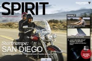 Spirit-Onlinemagazin: Auf den Spuren der Triumph Thunderbirds. © spothits/Triumph