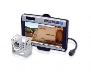 Waeco Rückfahrkamera PerfectView RVS 764 mit Preisvorteil. © spothits/Waeco