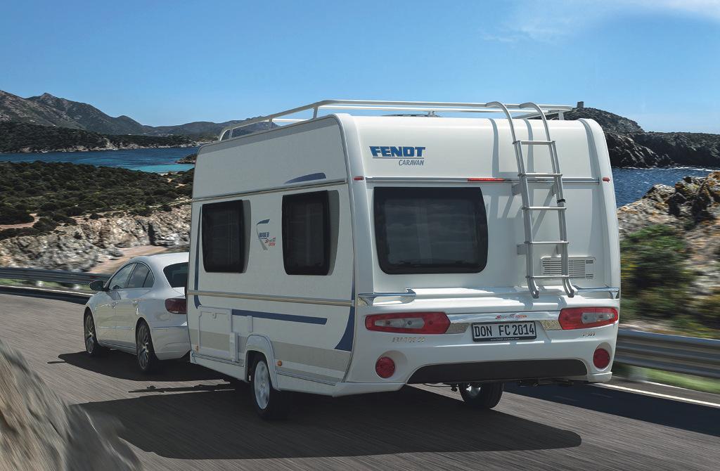 Fendt, Subaru und ADAC veranstalten CaravanDays mit Fahrsicherheitstrainings. © spothits/Fendt