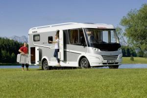 Dethleffs Globebus als Leasingfahrzeug. © spothits/Dethleffs