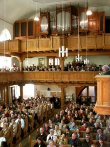 Tourismusverein Leipziger Neuseenland e.V. veranstaltet Orgel-Touren in und um Leipzig. © spothits/Thomas Ufert