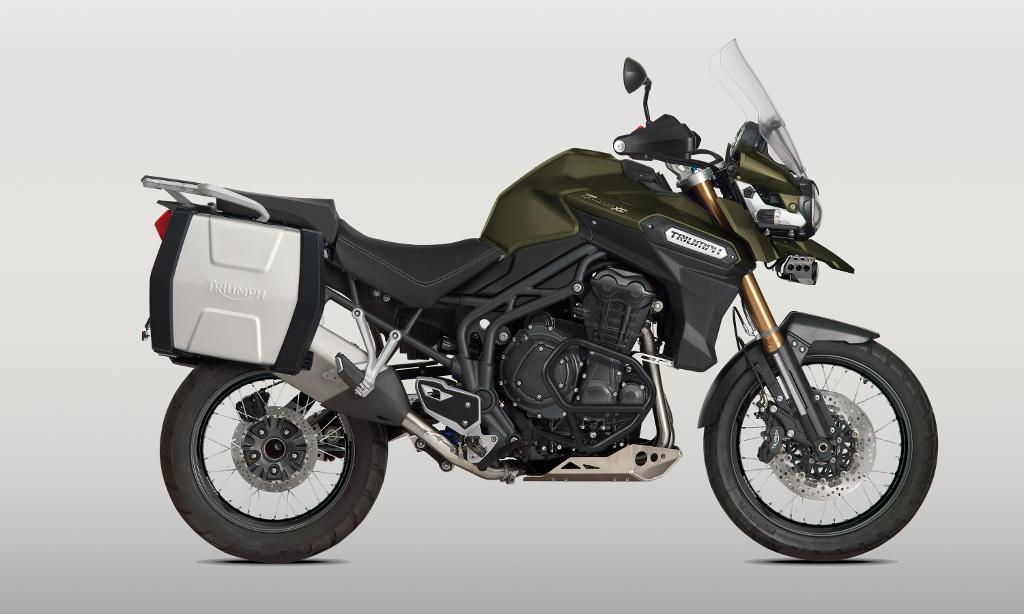 Triumph: Vier Jahre Garantie und Gratis-Zubehör bei Neukauf eines Motorrads. © spothits/Triumph