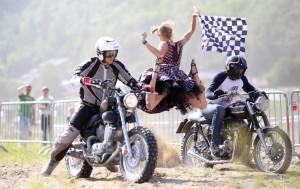 Triumph Tridays: Weltgrößtes Triumph-Motorradfestival startet zum neunten Mal. © spothits/Triumph