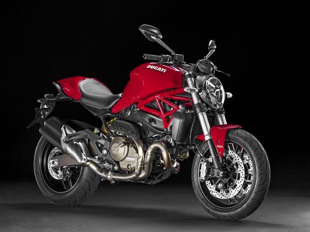 Ducati Monster 821: Das kleine Einstiegsmonster. © spothits/Ducati