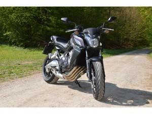 Honda CBR650F. © spothits