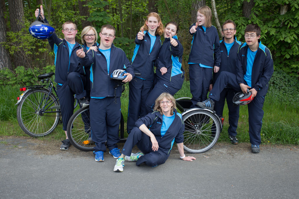 LMC unterstützt Ausrichtung der Special Olympics Deutschland in Düsseldorf | Team Heinrich Tellen Schule. © spothits/LMC