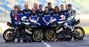 Yamaha lädt 50 Fahrer zur IDM Superbike an den Nürburgring. © spothits/Yamaha