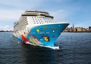 Norwegian Breakaway. © spothits/Norwegian Cruise Line