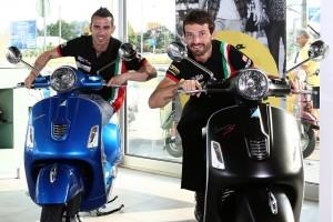 Piaggio Group startet mit erstem Motoplex Concept Store. © spothits/Piaggio