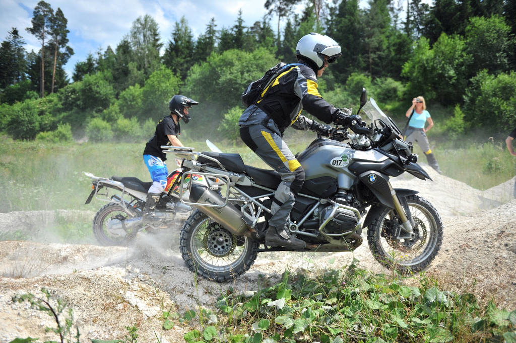 Touratech Travel-Event: Internationale Motorrad-Fans feierten in Niedereschbach. © spothits/Touratech
