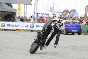 14. BMW Motorrad Days mit Rennsportgeschichte, Shows und Livemusik. © spothits/BMW