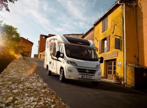 Bürstner Travel Van T 590 © spothits/Bürstner