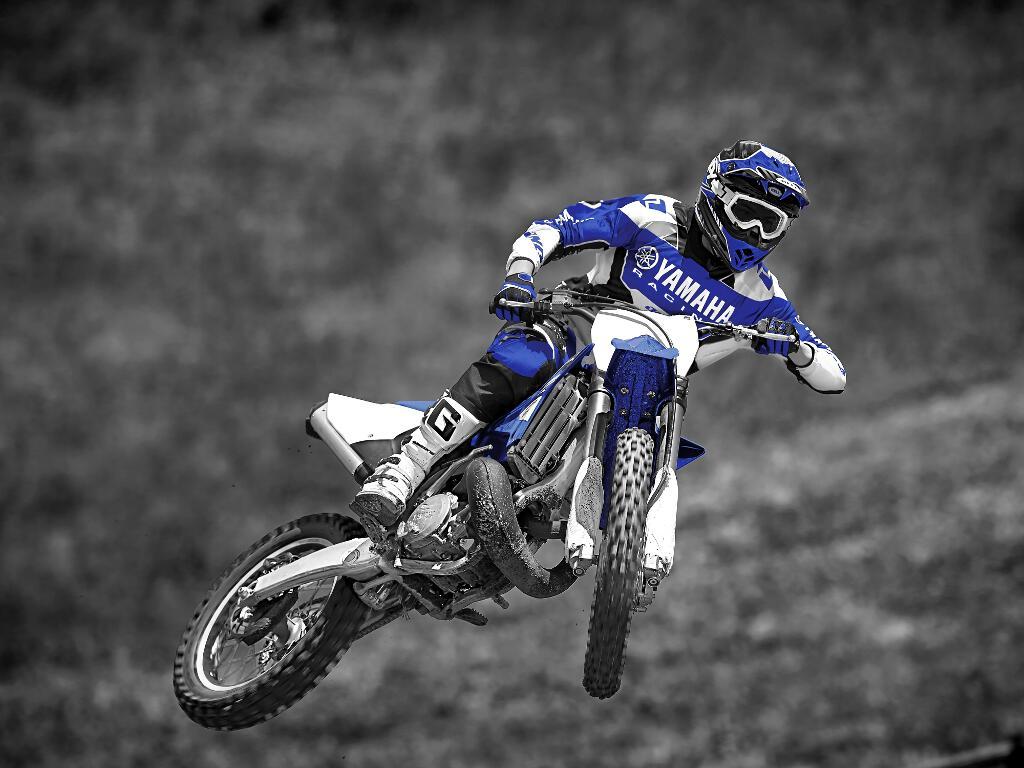 Yamaha überarbeitet Motocross-Modelle. © spothits/Yamaha