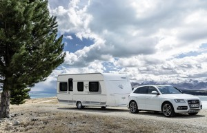Fendt Bianco | Fendt überarbeitet Caravan-Modelle für Saison 2015. © spothits/Fendt