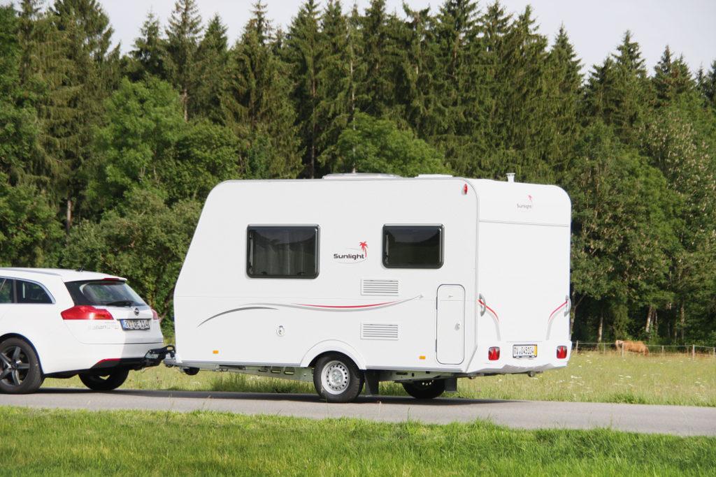 sunlight mit neuem einsteiger caravan c 34 d njoy spothits. Black Bedroom Furniture Sets. Home Design Ideas