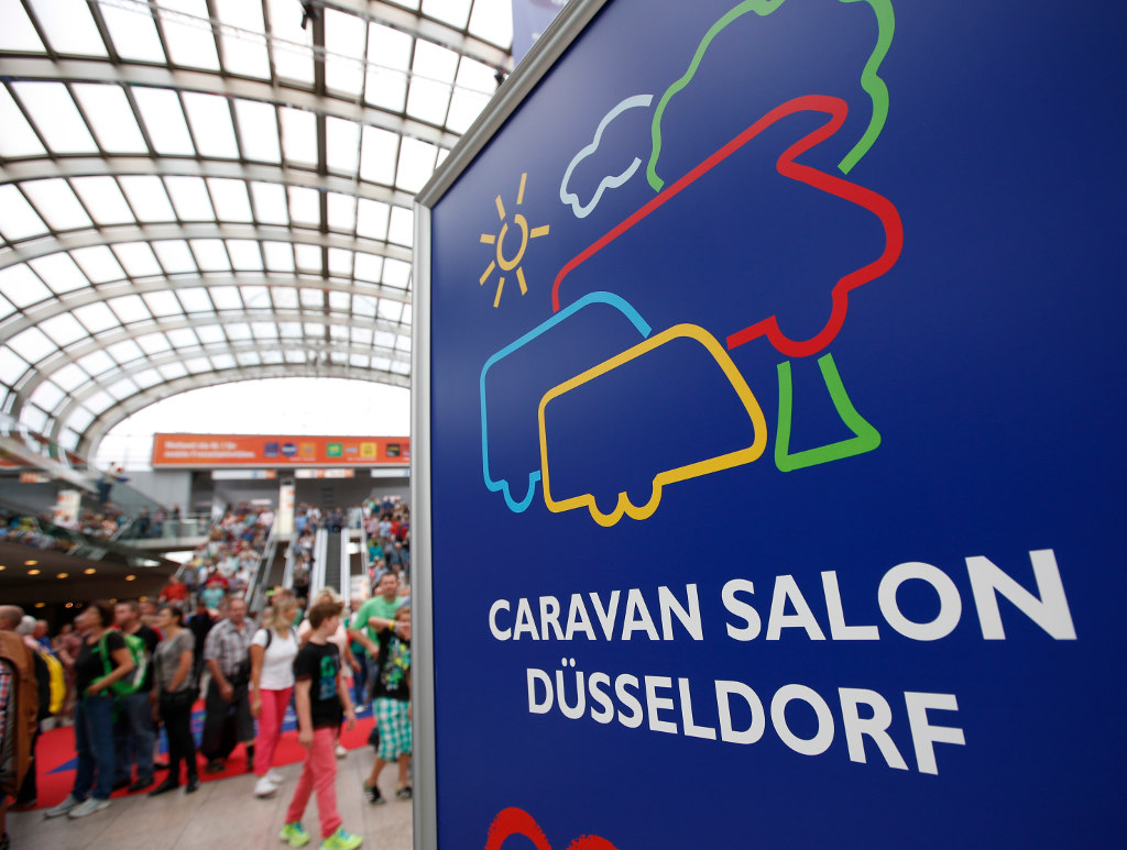 Caravan Salon Düsseldorf 2014. © spothits/Messe Duesseldorf/ctillmann