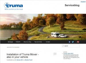 Truma Service-Blog. © spothits/Truma