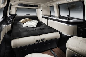 Caravan Salon Düsseldorf 2014: Mercedes-Benz stellt neuen Marco Polo vor. © spothits/ampnet/Mercedes-Benz