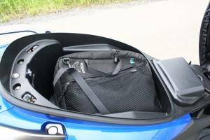 Test Kymco K-XCT 300i: Sprintfreudiger Mittelklasse-Roller. © spothits/Auto-Medienportal.Net/Kymco