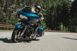 Harley-Davidson Road Glide kommt 2015. © spothits/ampnet/Harley-Davidson
