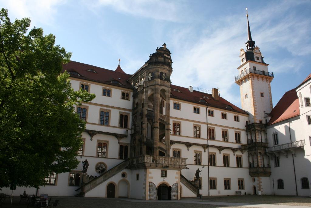 Schloss Hartenfels Torgau. © spothits/LRA Nordsachsen