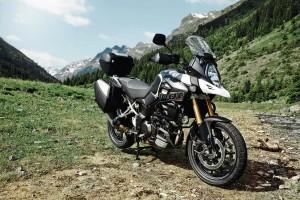Suzuki V-Strom 1000 »BIG«-Edition: Extra-Ausstattung mit Preisvorteil. © spothits/Suzuki
