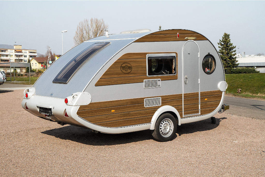 T@B Caravan Wood Style © spothits/T@B