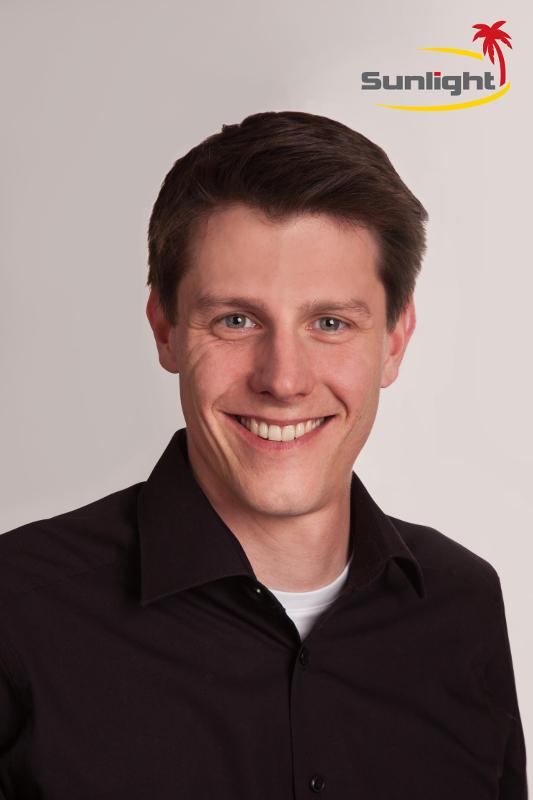 Sunlight: Stephan Brutscher neuer Marketingchef. © spothits/Sunlight