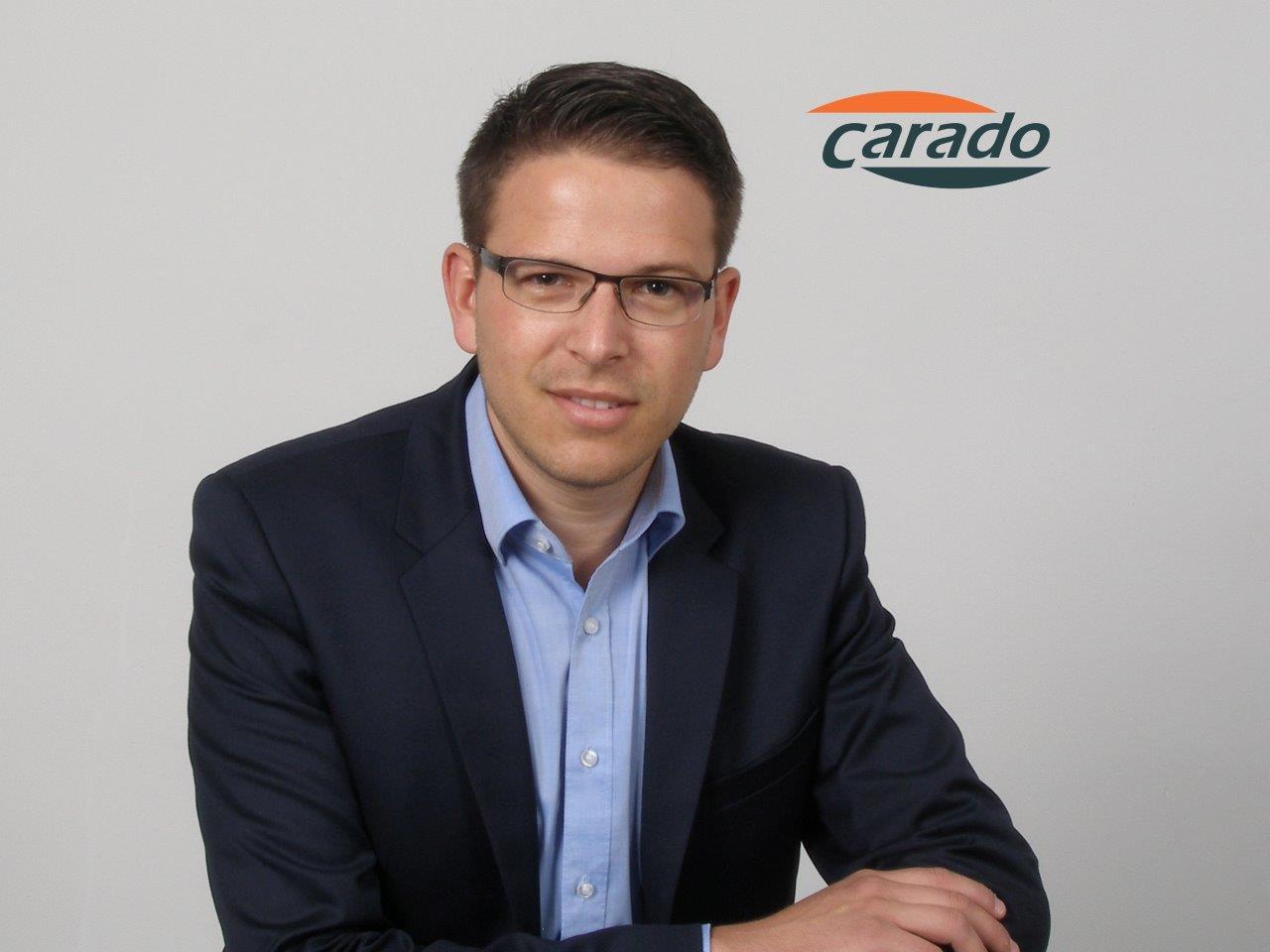 Fabian Reich übernimmt Marketing bei Carado. © spothits/Carado