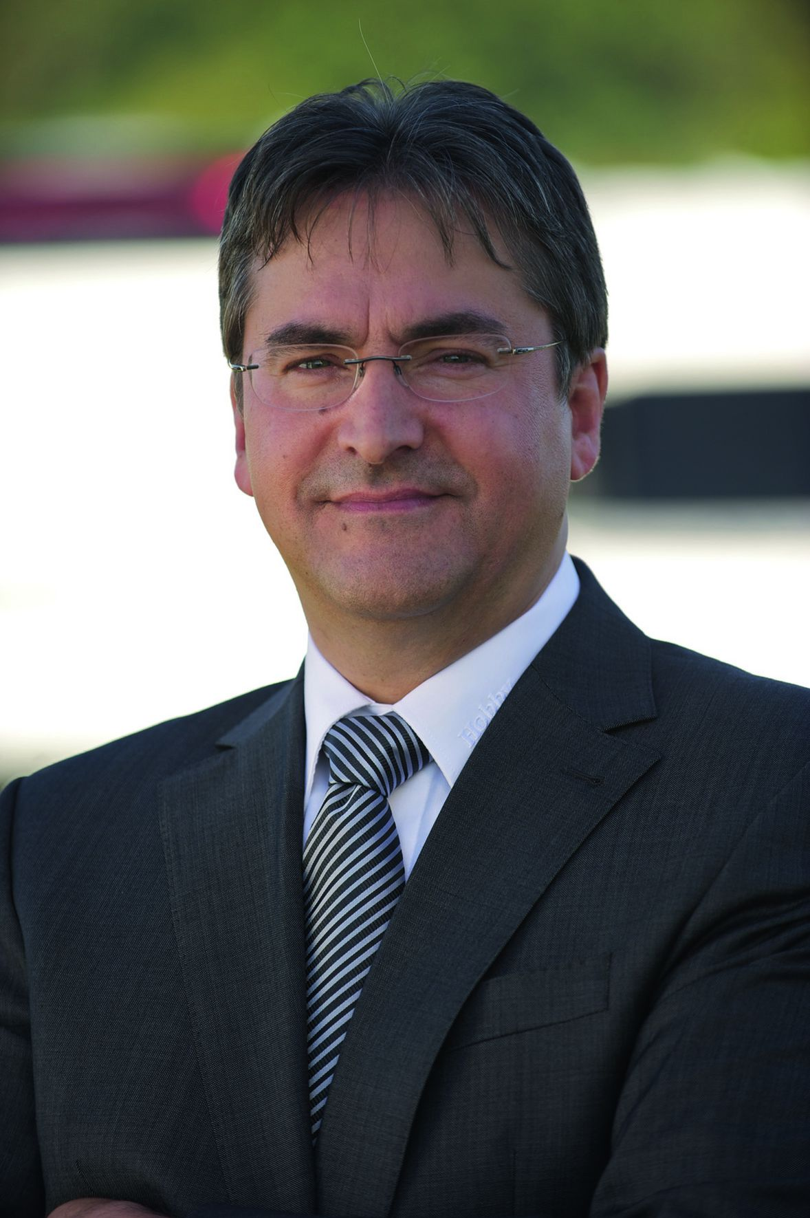 Hobby-Geschäftsführer Klaus Dieter Böcker verstärkt CIVD-Vorstand. © spothits/Hobby