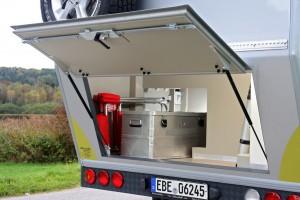 Bimobil EX 366: Expeditionsmobil und Campingheim. © spothits/Auto-Medienportal.Net/Bimobil