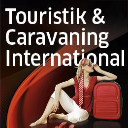 Touristik & Caravaning International 2014: Reisemobile, Caravans und Urlaubstipps. © spothits/TMS Messen-Kongresse-Ausstellungen GmbH