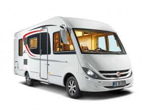 Bürstner Viseo i 700 in England zum Reisemobil des Jahres gewählt. © spothits/Bürstner