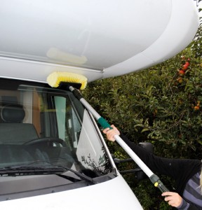 Richtiges Überwintern von Reisemobil und Caravan. © spothits/Intercaravaning/Frankana GmbH