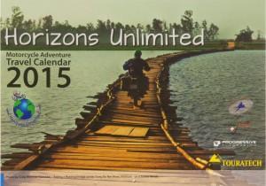 Touratech-Kalender 2015: Zwei Motorradkalender mit spektakulären Bildern. © spothits/Touratech